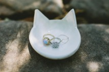 cat ring bowl